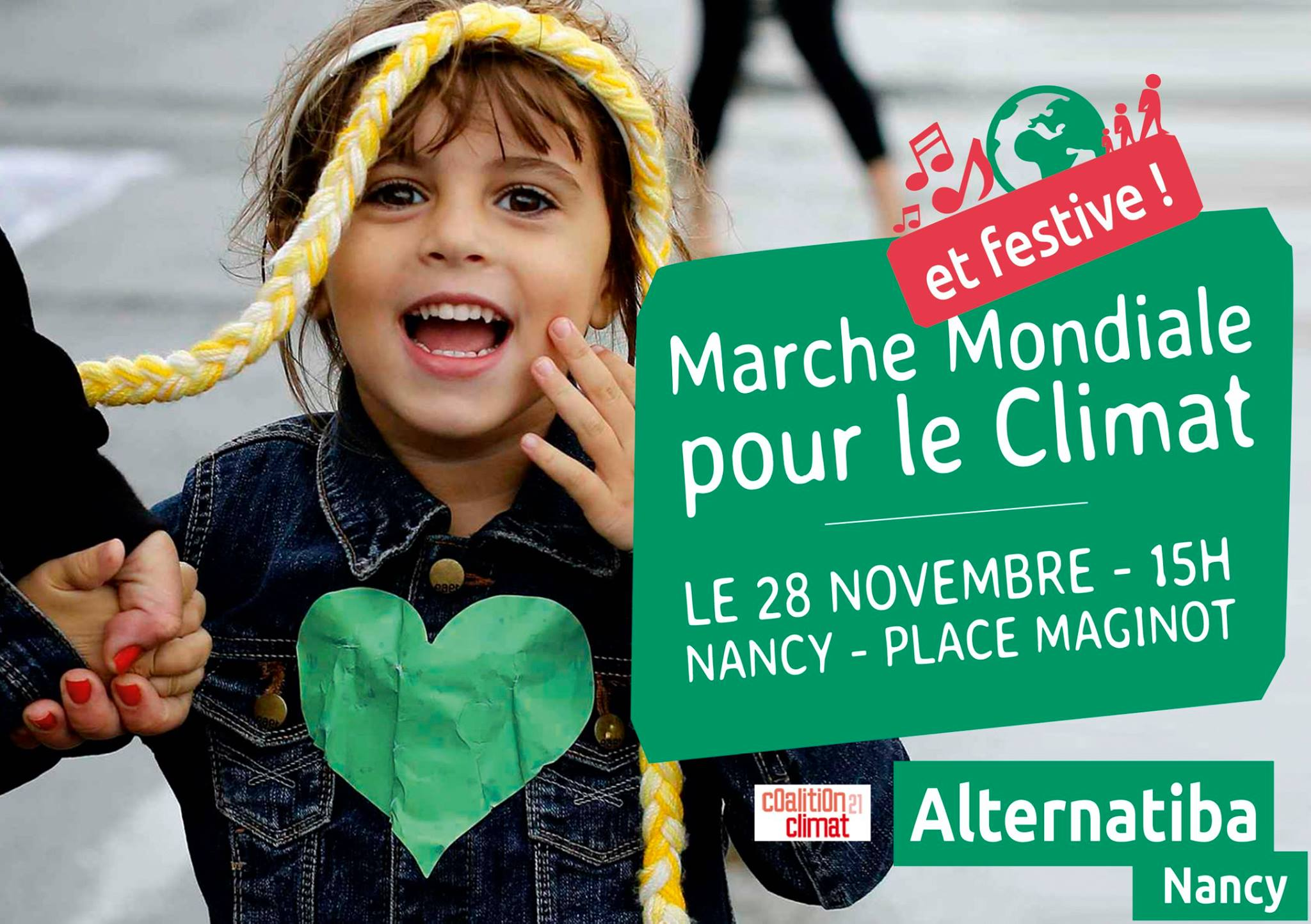 ALTERNATIBA MARCHE NANCY CLIMAT